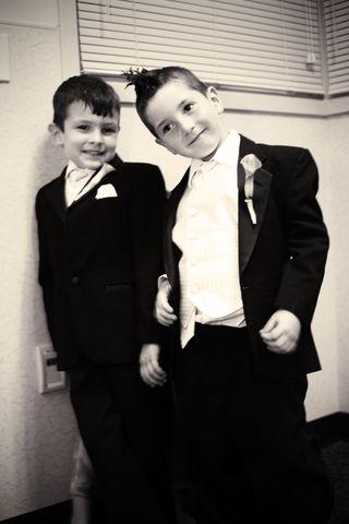Finn and isaac